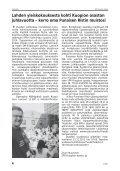 SPR Kuopion osaston jäsenlehti 2011 - RedNet - Punainen Risti - Page 4
