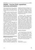 SPR Kuopion osaston jäsenlehti 2011 - RedNet - Punainen Risti - Page 5