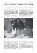 SPR Kuopion osaston jäsenlehti 2011 - RedNet - Punainen Risti - Page 6
