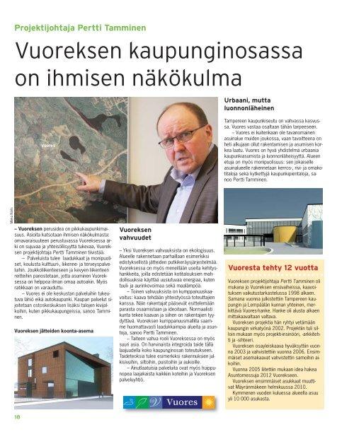 Vuoreslehti Numero 2:Nro 1 - Tampere