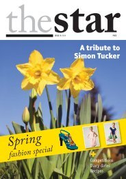 the star issue 8 - The Star :: The Community Magazine for the ...
