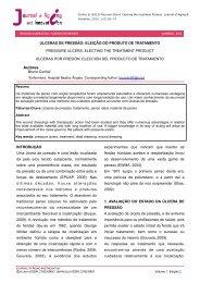 úlceras de pressão: eleição do produto de tratamento - AAGI-ID ...