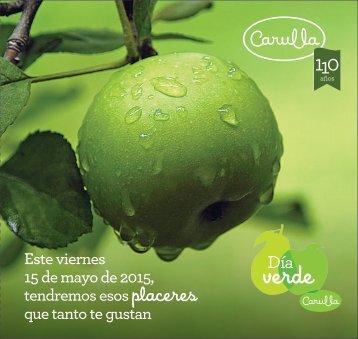 Día verde Bono15 mil