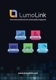 internet-sivut - LumoLink