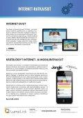 internet-sivut - LumoLink - Page 2