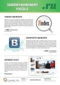internet-sivut - LumoLink - Page 4