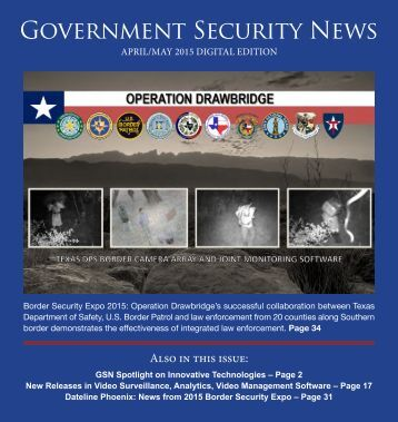 Government Security News April May 2015
