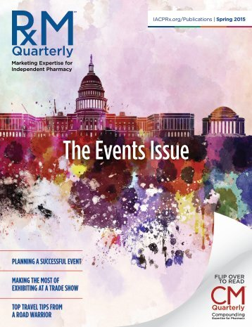 Pharmacy Marketing Quarterly - Spring 2015