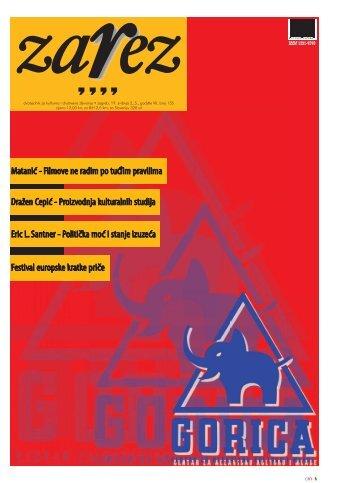 Festival europske kratke priče - Zarez