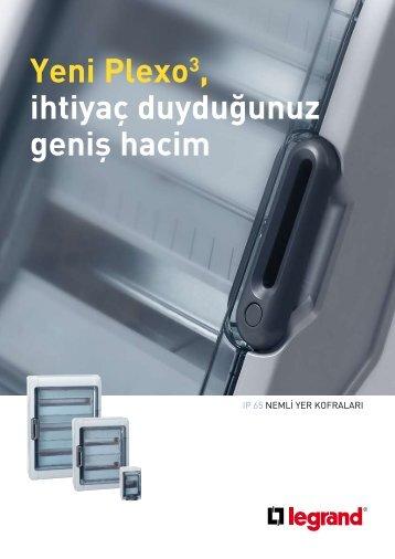 Plexo Katalog (1,08 MB , PDF) - Legrand