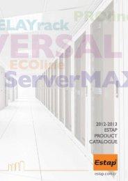 ESTAP katalog 2012 all pages