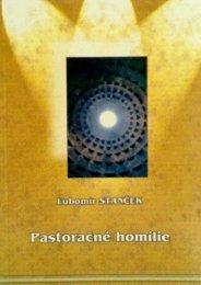 Pastoračné homílie - Evanjelizacia