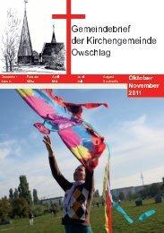Klaus-Werner Bauer - Gemeinde Owschlag