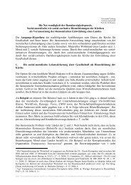 weiterlesen. Der ganze Artikel als PDF Download - prof. dr. heinrich ...