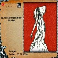 Fedra katalog 2010. - KSC Bugojno