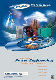 Untitled - PSE Power Systems