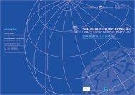 sociedade da informação - GSBL - Universidade de Aveiro