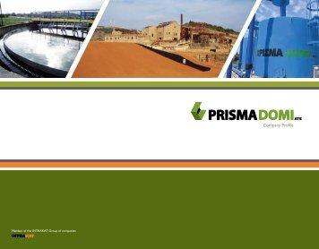 PRISMA DOMI ATE Company Profile - Intrakat