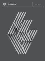 Company profile - Intrakat