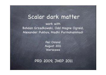 The CP-violating inert-doublet model - Scalars 2011