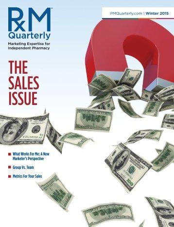 Pharmacy Marketing Quarterly - Winter 2015