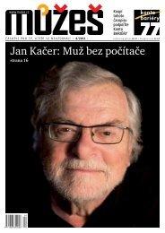 Jan Kačer: Muž bez počítače - Můžeš