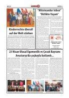 EUROPA JOURNAL - HABER AVRUPA MAI 2015 - Seite 6