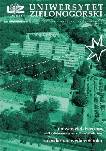 1-68+I-IV - Uniwersytet Zielonogórski