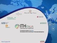 Intervento RETITALIA - Progetto ITHItalia - Finest