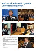 Święto Liczby Pi - Gazeta Uniwersytecka - Uniwersytet Śląski - Page 2