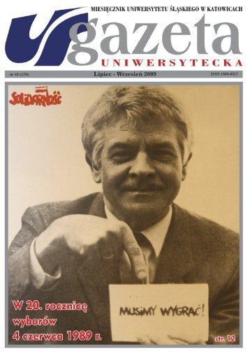Śp. prof. zw. dr. hab. Stanisława Karolaka, dhc - Gazeta Uniwersytecka