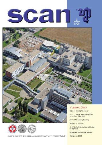 číslo 2 - Fakultní nemocnice Hradec Králové