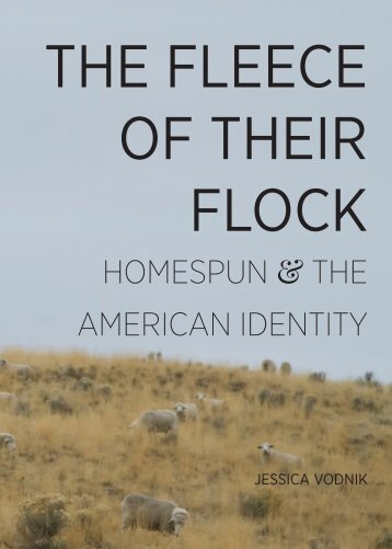 The Fleece of Their Flock: Homespun & the American Identity
