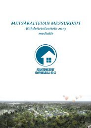 12.7.-11.8.2013 - Asuntomessut