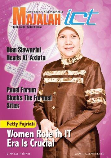 Majalah ICT English No.33-2015