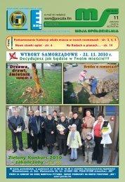 Pobierz: ms1110.pdf - Siemianowicka Spółdzielnia Mieszkaniowa