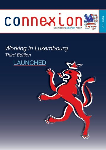 LAUNCHED - The American Chamber of Commerce Luxembourg