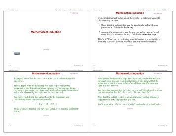 worksheets on mathematical induction worksheet 4 12. Black Bedroom Furniture Sets. Home Design Ideas