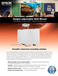 Product® 000 Height-adjustable Wall Mount