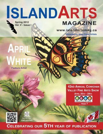 Island Arts Spring 12 - Island Arts Magazine