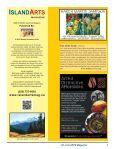 Island Arts Spring 12 - Island Arts Magazine - Page 5