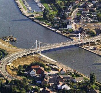 Varend en rijdend Limburg - Vlaanderen vanuit de Lucht