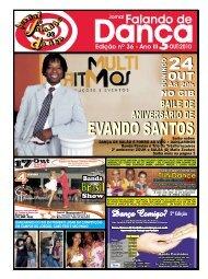 Ed. 036 - Agenda da Dança de Salão Brasileira