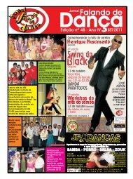 Ed. 048 - Agenda da Dança de Salão Brasileira