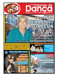 Ed. 032 - Agenda da Dança de Salão Brasileira
