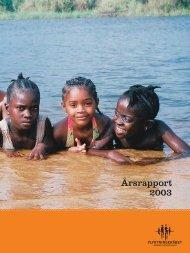 Årsrapport 2003 - Flyktninghjelpen