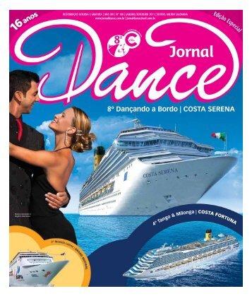 Ed. 180 - Jan-Fev/2011 - Agenda da Dança de Salão Brasileira