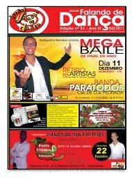 Ed. 051 - Agenda da Dança de Salão Brasileira