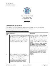 RFP-2865A081211 Addendum Q and A Final - US Communities