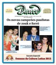 Ed. 198 - Agenda da Dança de Salão Brasileira